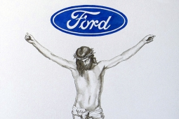 Kosolapov, God is like FORD. He's got a better idea
