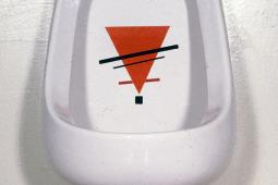 REVOLUTIONARY PORCELAIN, 1989-90