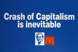 THE CRASH OF CAPITALISM, 1992