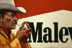 MALEVICH-MARLBORO, 1993