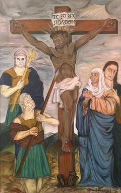 Ronald Harrison, The Black Christ (1962)