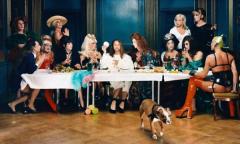 Elisabeth Ohlson Wallin, Last Supper (1998)