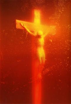 Andres Serrano, Piss Christ (1987)