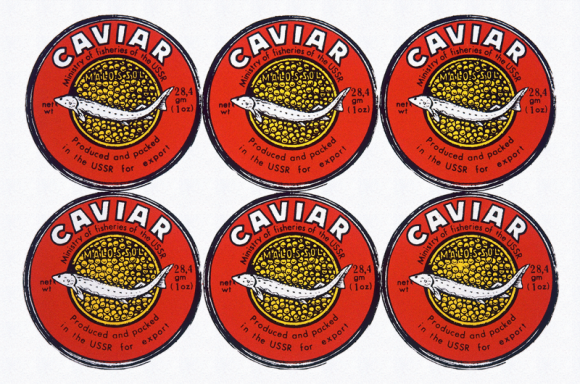 RED CAVIAR, 1991