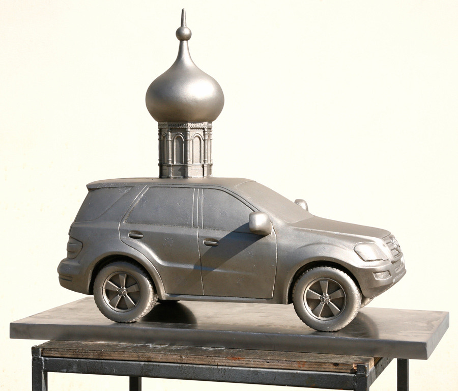 Mercedes RPZ, 2012, Мерседес РПЦ