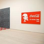 Kosolapov, Saatchi Gallery, London, 2014, Lenin Coca-Cola, Icon Caviar