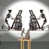 Tatlin — Death of Avantgarde, 2011, Installation