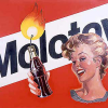 MOLOTOV COCKTAIL GIRL