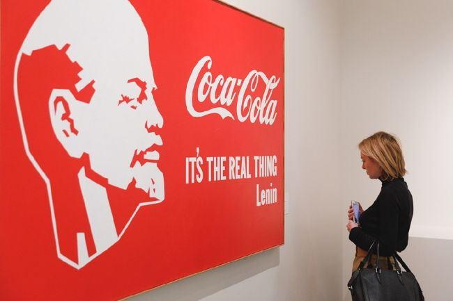 В Московском музее современного искусства проходит первая персональная выставка Александра Косолапова — русско-американского художника