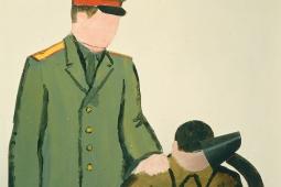 Первая в России ретроспектива звезды соц-арта Александра Косолапова открылась в MMOMA