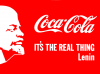 LENIN — COCA-COLA, 1980