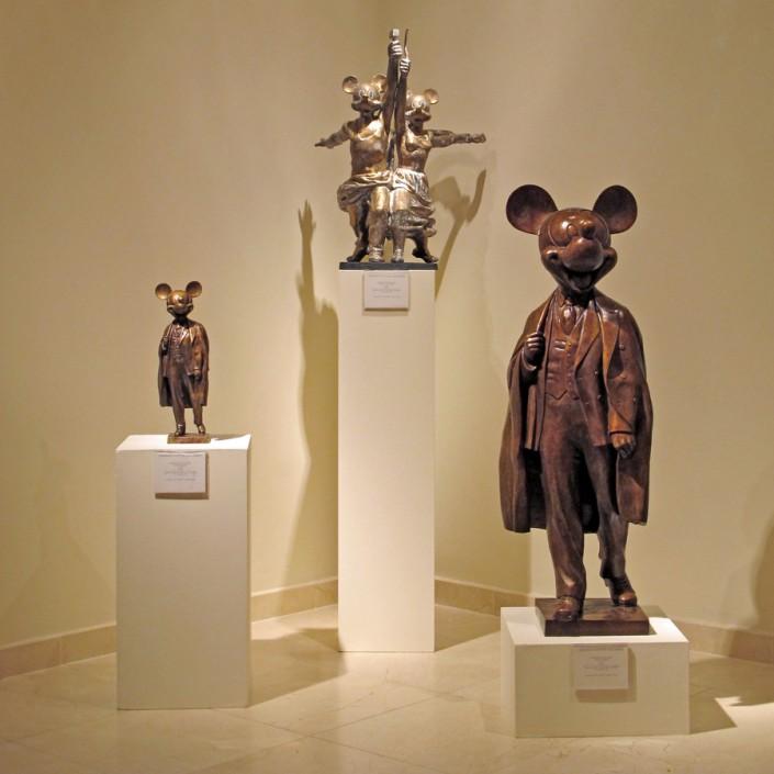 Kosolapov. SOTSART. Leonard Hutton Galleries, New York